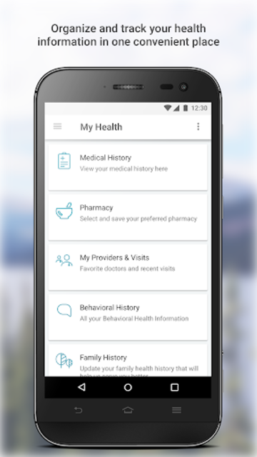 MDLIVE: Talk to a Doctor 24/7 screenshot 5