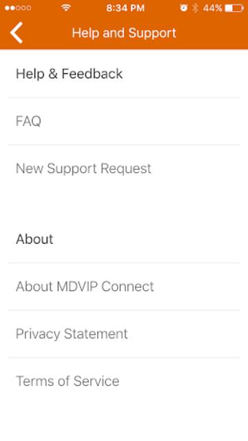 MDVIP Connect screenshot 3