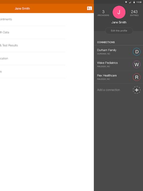MDVIP Connect screenshot 8