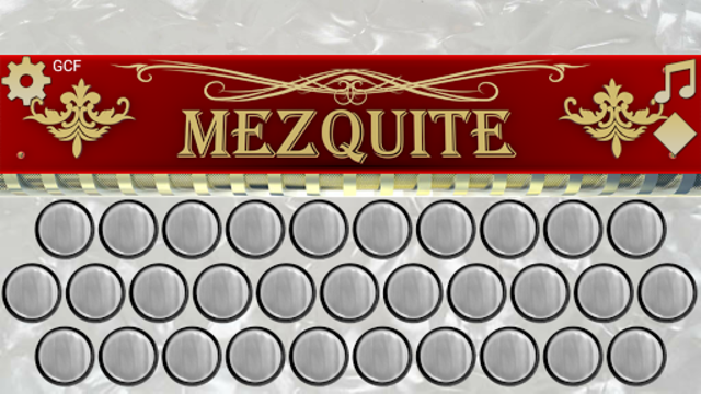 Mezquite Accordion Free screenshot 1