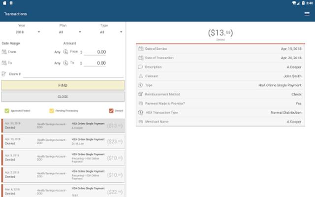 Medcom screenshot 9