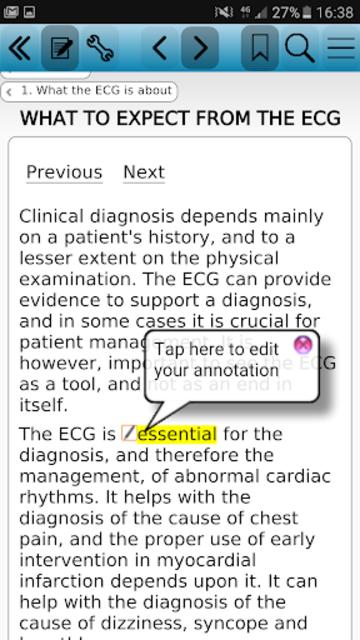 The ECG Made Easy, 8e screenshot 2
