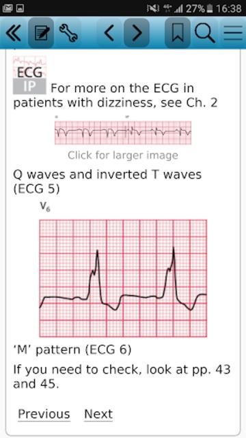 The ECG Made Easy, 8e screenshot 3