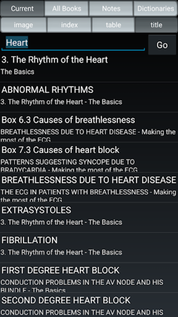 The ECG Made Easy, 8e screenshot 4