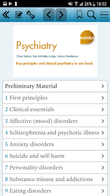 Eureka: Psychiatry screenshot 1
