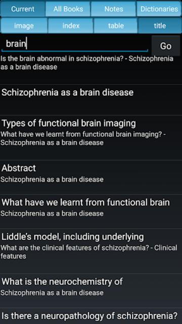 Schizophrenia (Oxford Psychiatry Library), 2ed screenshot 4