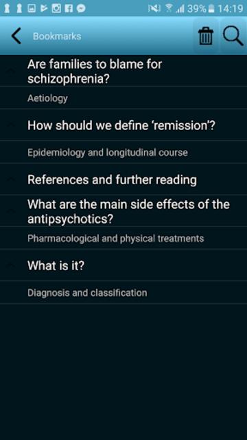 Schizophrenia (Oxford Psychiatry Library), 2ed screenshot 5