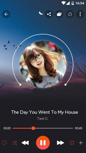 Music player screenshot 12