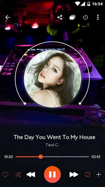 Music player screenshot 16