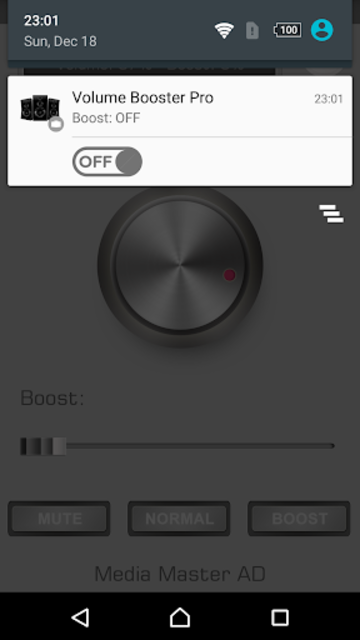 Volume Booster Pro screenshot 5