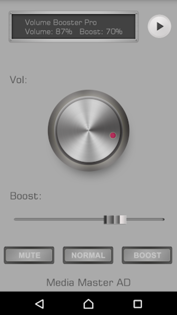 Volume Booster Pro screenshot 7