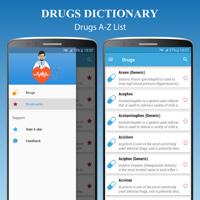 Drugs Dictionary Offline - Drug A-Z List screenshot 3