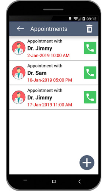 Medical Reminder–Pill Alarm and Appointment Alerts screenshot 5