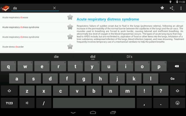Medical terms (OFFLINE) screenshot 10