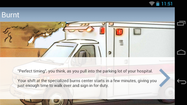Clinical Sense screenshot 2