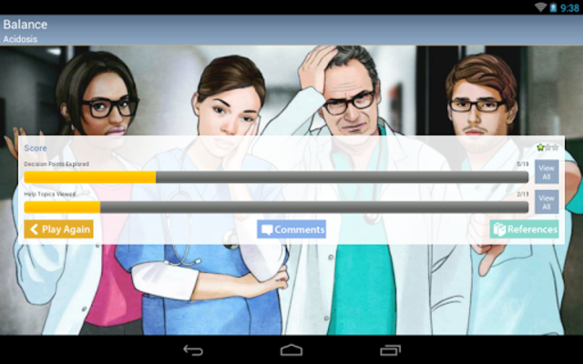 Clinical Sense screenshot 19
