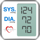 Icon for Blood Pressure Checker Diary - BP Info -BP Tracker