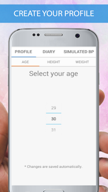 Blood Pressure Checker Diary - BP Info -BP Tracker screenshot 14