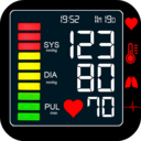 Icon for Blood Pressure Checker Diary - BP Info -BP Tracker