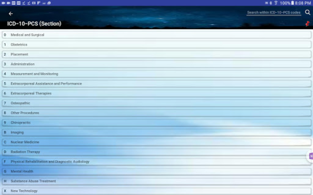 Medical Code Lookup screenshot 10
