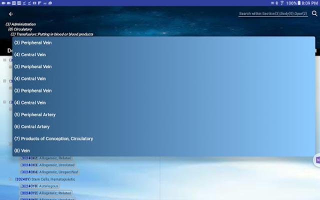 Medical Code Lookup screenshot 14