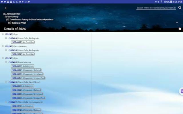 Medical Code Lookup screenshot 15