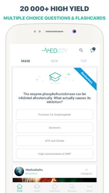 MEDizzy - Medical Community screenshot 2