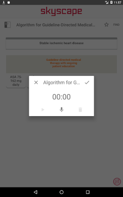 CURRENT Medical Diagnosis and Treatment 2020 screenshot 23