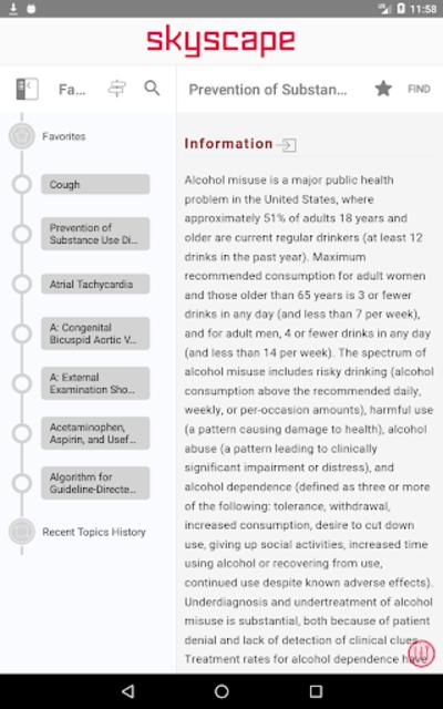 CURRENT Medical Diagnosis and Treatment 2020 screenshot 24