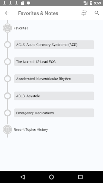 ECG Notes : Interpretation and Management Guide screenshot 8