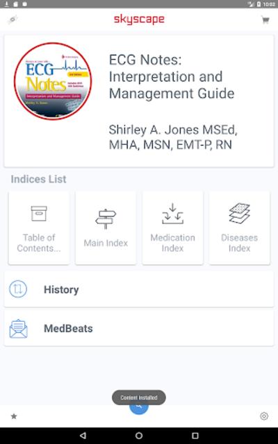 ECG Notes : Interpretation and Management Guide screenshot 9