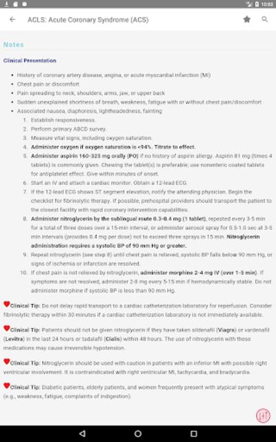 ECG Notes : Interpretation and Management Guide screenshot 12