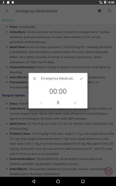 ECG Notes : Interpretation and Management Guide screenshot 23