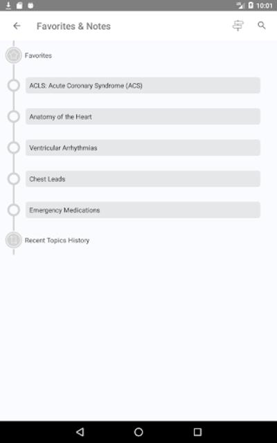 ECG Notes : Interpretation and Management Guide screenshot 24