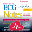Icon for ECG Notes : Interpretation and Management Guide