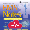 Icon for EMS NOTES: EMT & PARAMEDIC ESSENTIAL FIELD FACTS