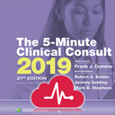 Icon for 5 Minute Clinical Consult 2019 (5MCC) App