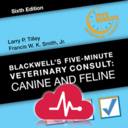 Icon for 5 Minute Veterinary Consult: Canine & Feline App