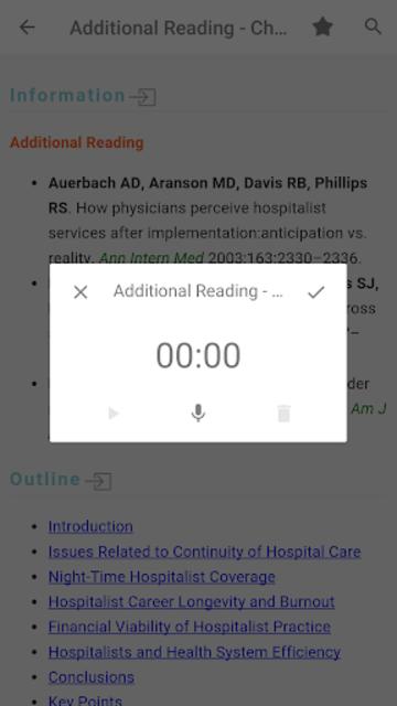 Hospital Medicine Prac & Evidence-Based Guidelines screenshot 4