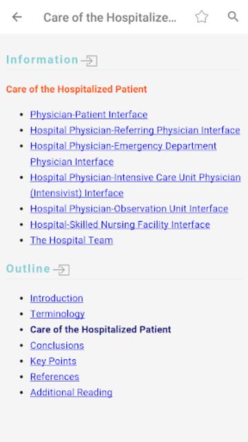 Hospital Medicine Prac & Evidence-Based Guidelines screenshot 5