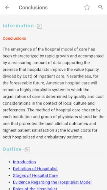 Hospital Medicine Prac & Evidence-Based Guidelines screenshot 6