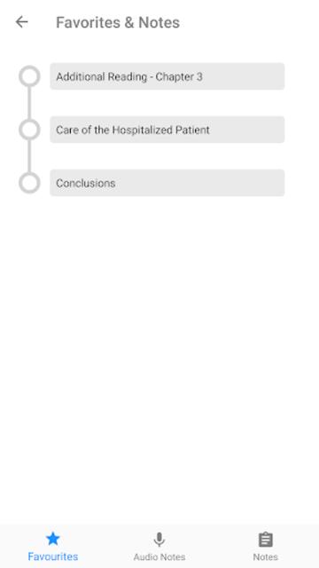Hospital Medicine Prac & Evidence-Based Guidelines screenshot 8