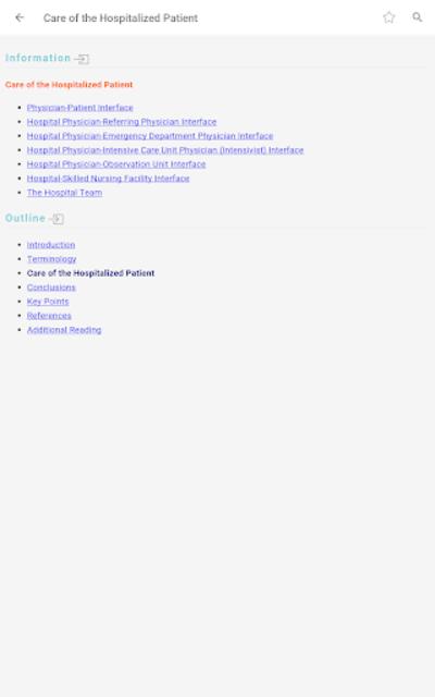 Hospital Medicine Prac & Evidence-Based Guidelines screenshot 13