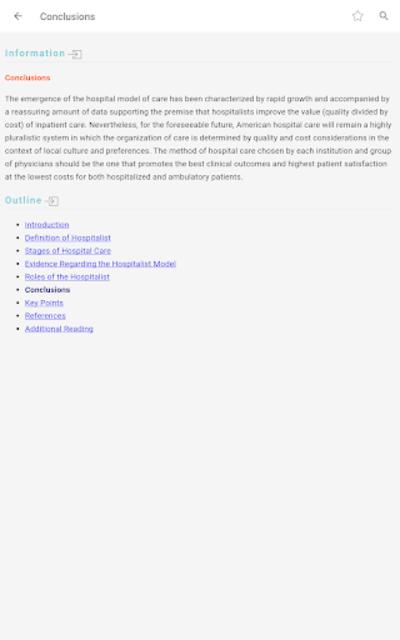 Hospital Medicine Prac & Evidence-Based Guidelines screenshot 14