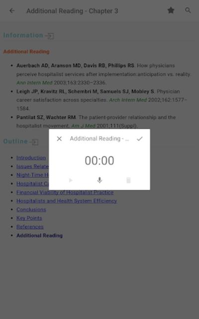 Hospital Medicine Prac & Evidence-Based Guidelines screenshot 20