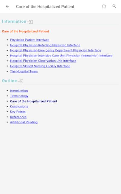 Hospital Medicine Prac & Evidence-Based Guidelines screenshot 21