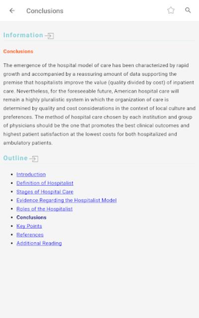 Hospital Medicine Prac & Evidence-Based Guidelines screenshot 22