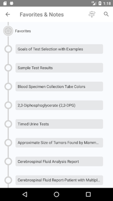 Manual of Laboratory & Diagnostic Tests Fischbach screenshot 8