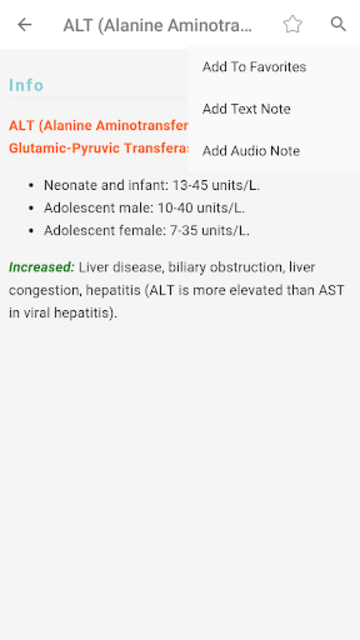 Pediatrics On Call screenshot 2