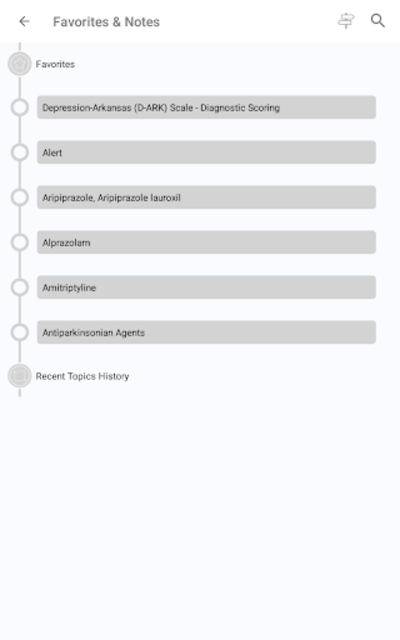PsychNotes: Clinical Pocket Guide screenshot 23